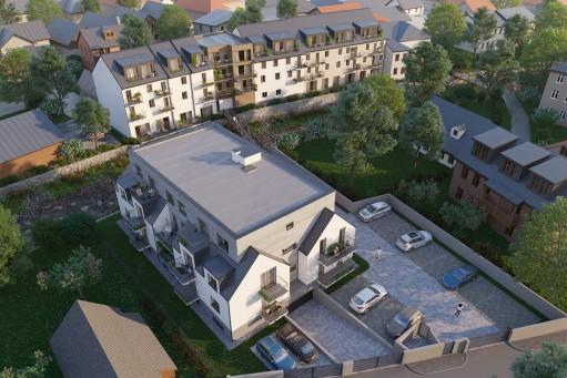 Bytové apartmány Riverside Vrchlabí