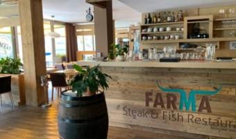 <p>Restaurace</p> <p><strong>Farma</strong></p>